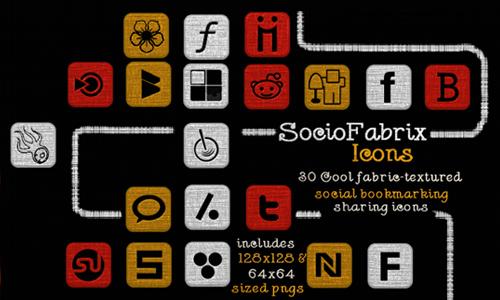 Socio Fabrix Icons