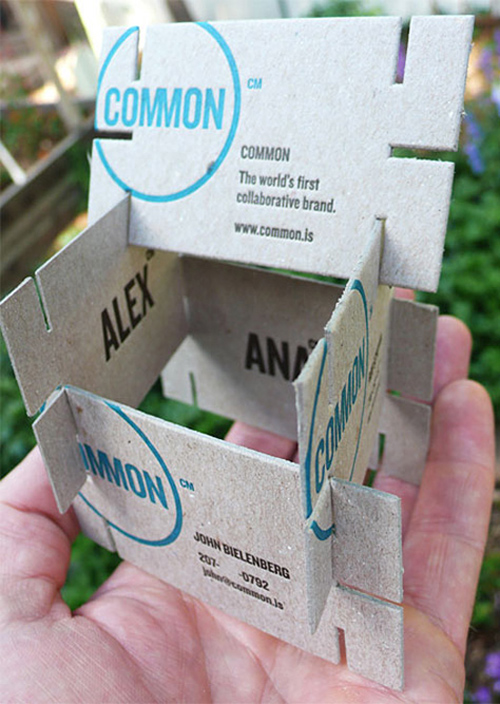 Common Business Card