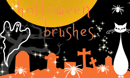 Halloween Brush Pack
