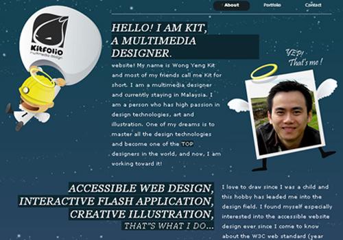 kitfolio.com