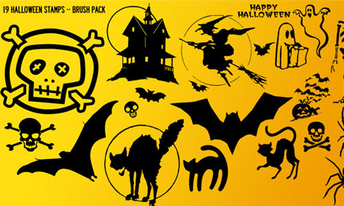 Halloween 2006 Brush Pack