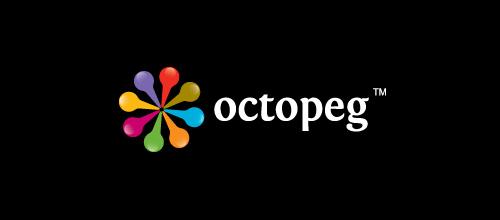 octopeg logo