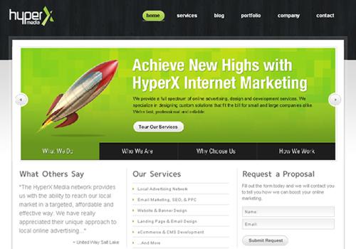 hyperx media