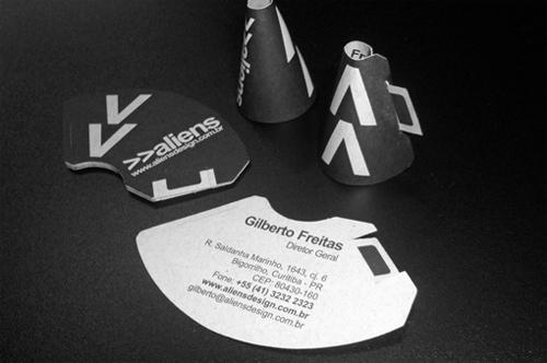 Megaphone Business Cards