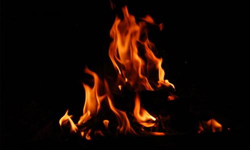 Texture - Fire