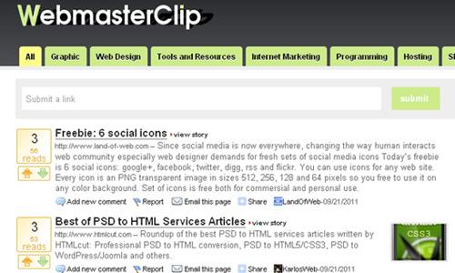 webmasterclip.com