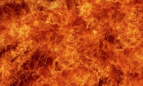 Fire Texture - STOCK