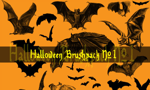 Halloween Brushpack No.1