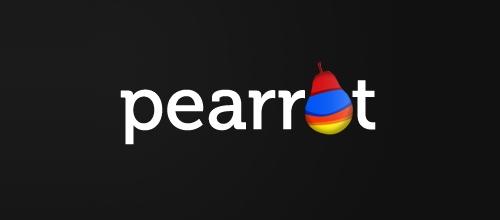 Pearrot logo