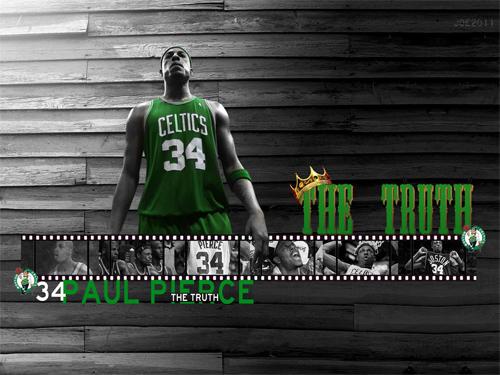 Paul Pierce Celtics 2011 Wallpaper