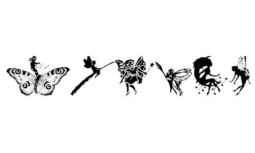 WWFairyFantasy font