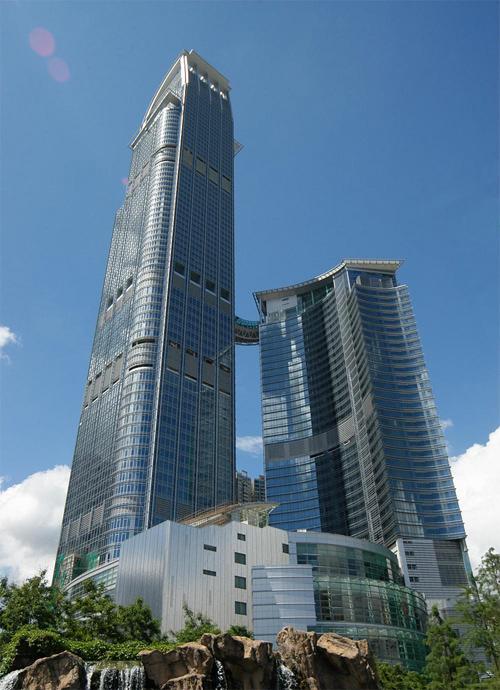 Hong Kong - Nina Tower