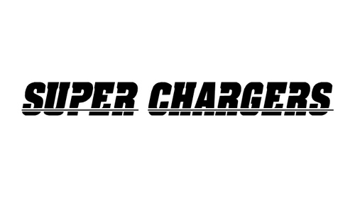 Super Chargers font
