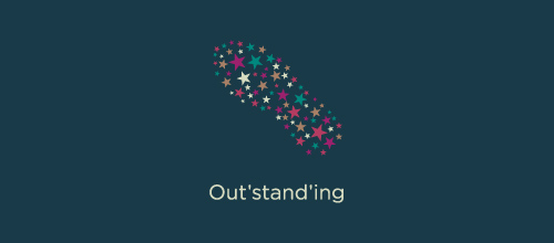 Out'stand'ing logo