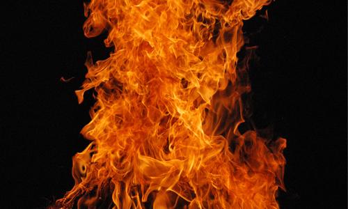 Texture: Fire