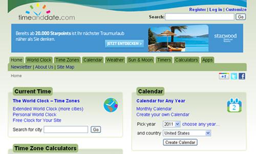 timeanddate.com