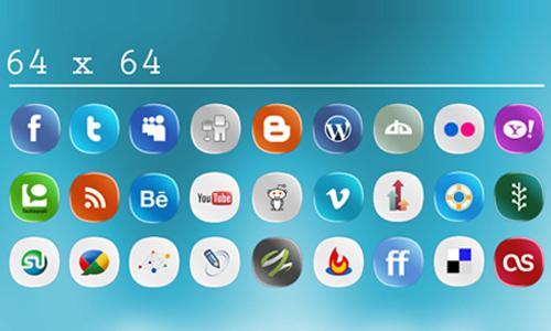 SUHIB5 Social Media Icon