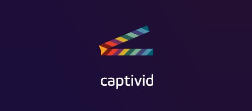captivid logo
