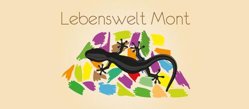 Lebenswelt Mont logo