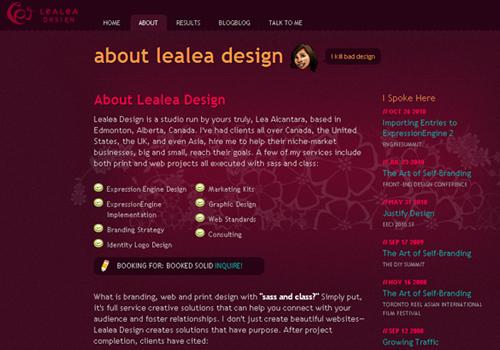 lealea design