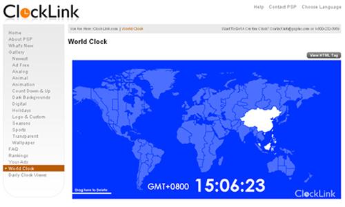 clocklink