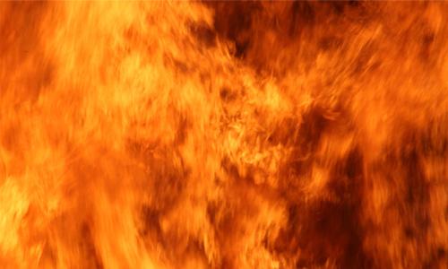 Fire Texture no 2