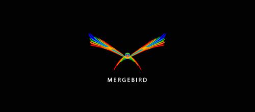 Mergebird logo