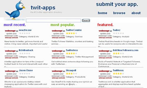 twit-apps