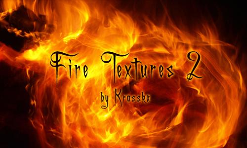 Fire Textures - part 2