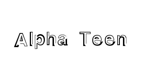 Alpha Teen