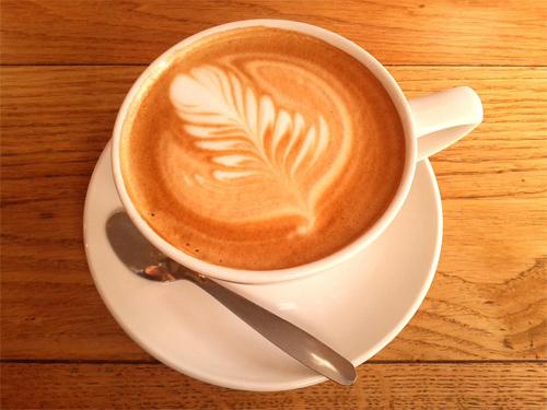 Peter's Yard Latte Art
