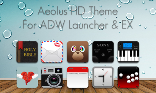 Aeolus HD Theme Pack
