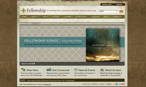 fellowship Bible Church: nashville, TN