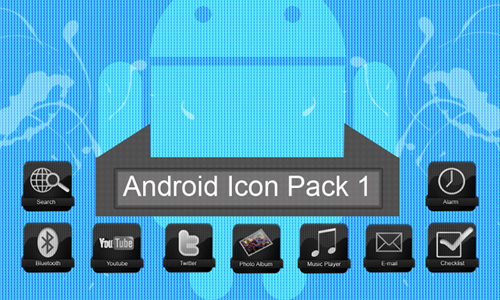 Android Icon Pack 1