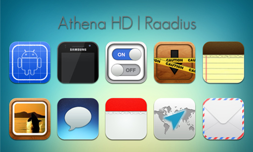 Athena HD: Preview