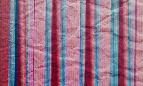 vintage candy stripes