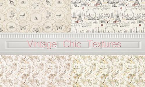 Vintage Chic Textures