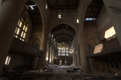 120 Urban decay