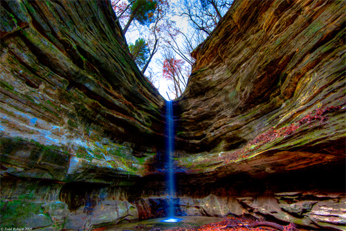 St. Louis Waterfall