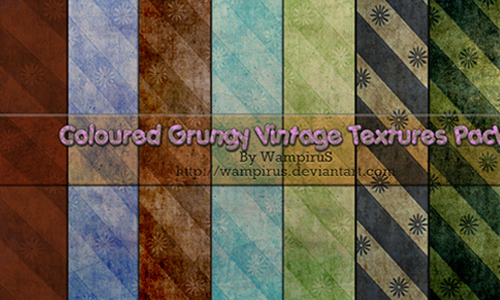 Grungy Vintage Textures Pack