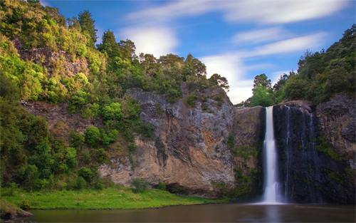 Hunua Waterfalls Full HD