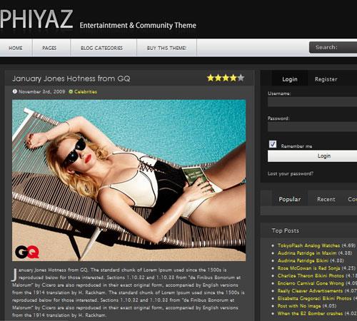 Phiyaz Entertaintment
