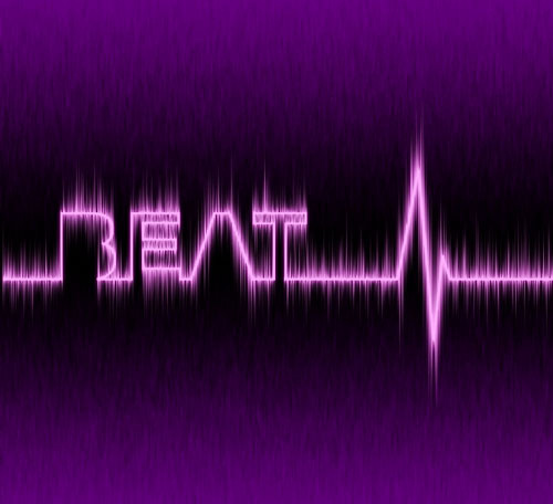 Creating Cardiac Rate Effect with Photoshop
