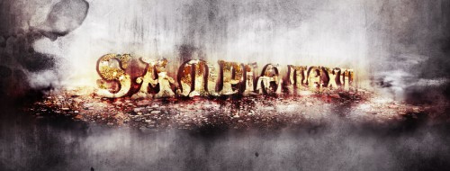Design Awesome Grungy Text Effect with Stone Texture in Photoshop