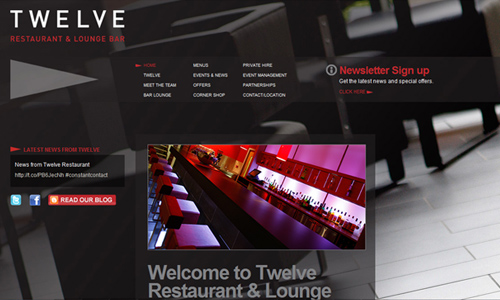 Twelve Testaurant & Lounge Bar