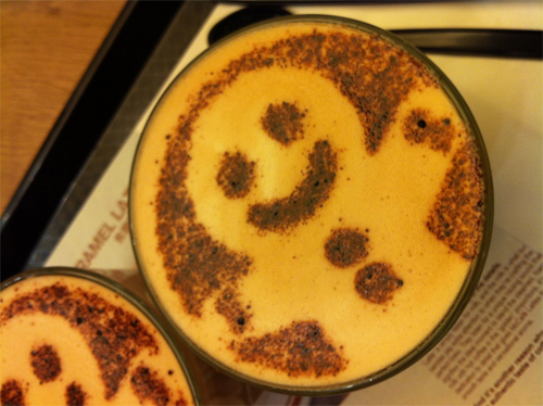 Gingerbread Latte from McCafe