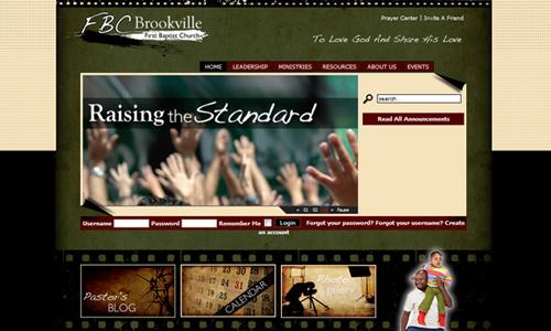 First Baptist Church Brookville
