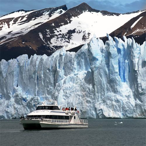 Glacier Boat