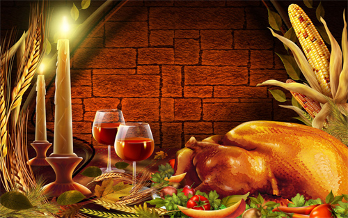 Thanksgiving Day Wallpaper