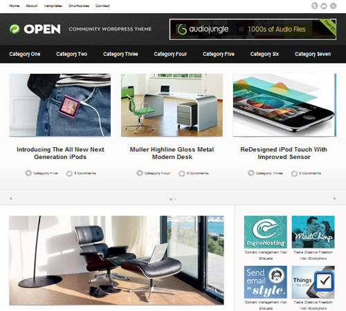 Open Community WordPress